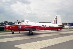 BAC_Jet_ProvostT5A_XW369_CF
