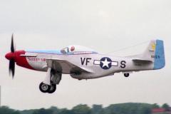 North_American_P-51D_Mustan