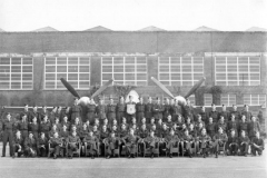RAF-41-Squadron-Church-Fenton-Yorks.